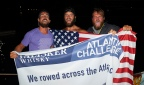 American Oarsmen Skipper to Speak on Transatlantic Race