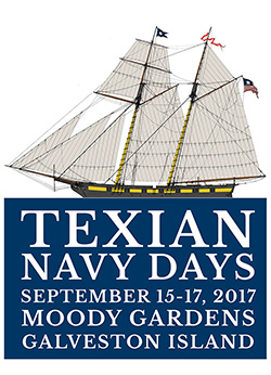 Texian Navy Days Graphic 250 px