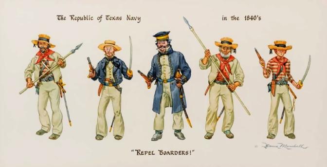 Repel Boarders 2
